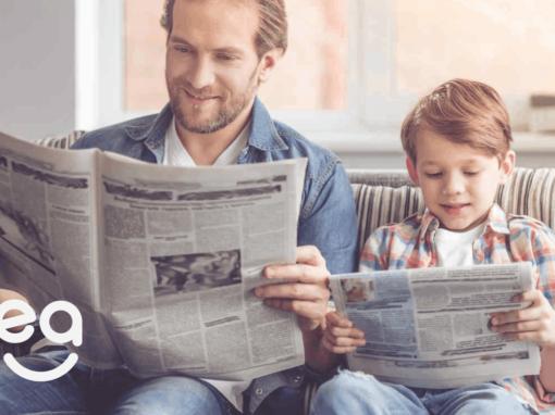 Idee antivirus: Nati per leggere