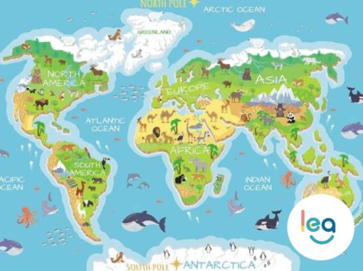 Idee antivirus: Il fantastico regno animale