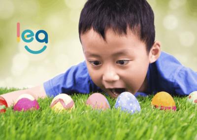 Idee antivirus: Caccia all'uovo