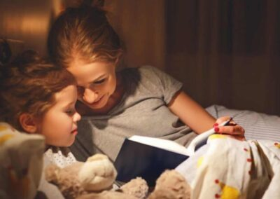 Il ruolo della narrazione nello sviluppo linguistico-comunicativo del bambino